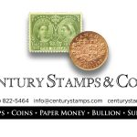 Century Stamps & Coins