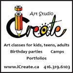 iCreate art studio